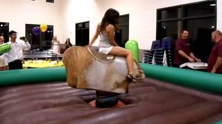 getlinkyoutube.com-Vivi on the mechanical bull