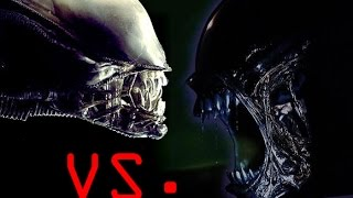 getlinkyoutube.com-Xenomorph Vs. Xenomorph NPC