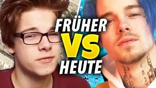 getlinkyoutube.com-Taddl - YouTuber FRÜHER vs HEUTE!