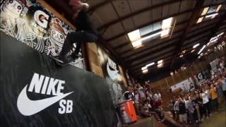 getlinkyoutube.com-Mike Vallely And Bam Margera skate video