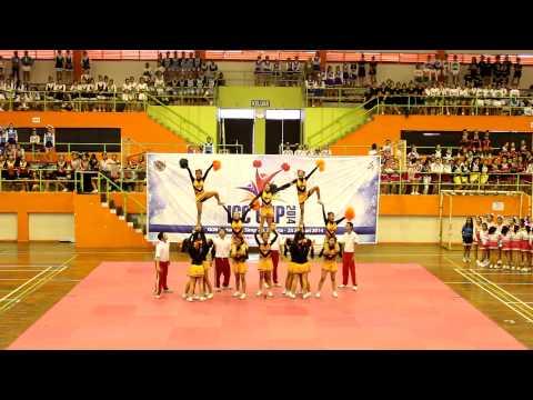 TIGERS (SMP 161 Jakarta) - 3rd Place Rutin Bebas SMP | ICC CUP 2014