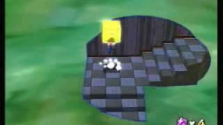 getlinkyoutube.com-Let's Play Super Mario Galaxy #37: Matter Splatter Mansion