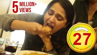 getlinkyoutube.com-Size Zero Making - Anushka Gains Weight