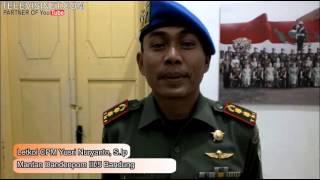 getlinkyoutube.com-Pisah Sambut Dandenpom III/5 Bandung