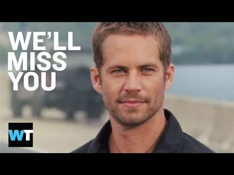 Fast & Furious Tribute to Paul Walker | What's Trending Now