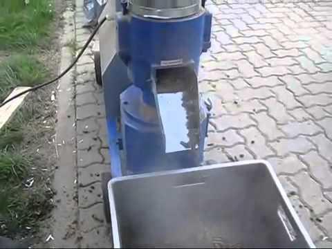 Maquina para fabricar Pellets www.surgali.com