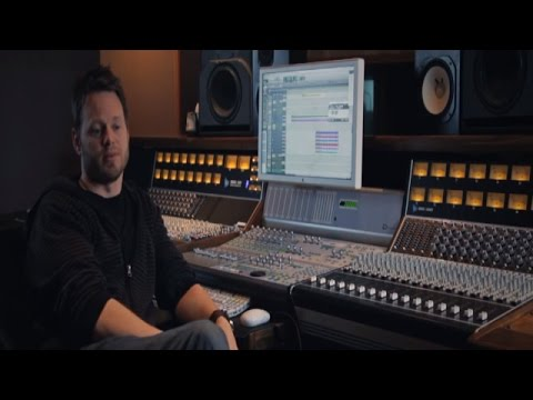 Music Recording Industry - Joe Marlett
