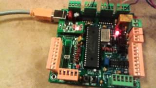 getlinkyoutube.com-4 Axis USB CNC