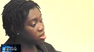getlinkyoutube.com-Madame Marie Antoinette Singleton, fille de Laurent Gbagbo, parle des problemes de la Cote d'Ivoire.