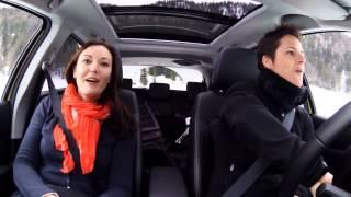 getlinkyoutube.com-Suzuki Xpedition 2013: Der neue Suzuki SX4 S-Cross heizt dem Winter ein