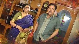 getlinkyoutube.com-Smt. Sridevi W/o Senior Actor Giri Babu Interview - Home Minister