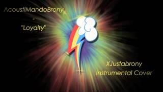 getlinkyoutube.com-AcousticBrony & MandoPony - Loyalty (XJustabrony Instrumental Rock Cover)