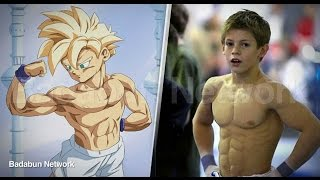 getlinkyoutube.com-9 poderes de Dragon Ball que se pueden hacer en la vida real