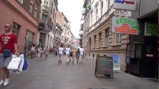 Walk in Sarajevo, Bosnia and Herzegovina