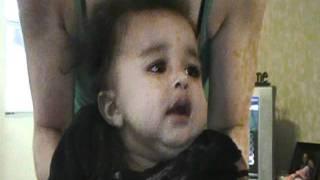 getlinkyoutube.com-crazy woman swings baby