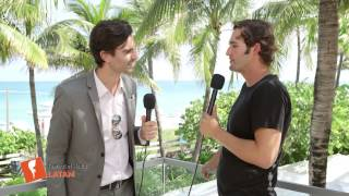 Jason Silva to open Festival of Media Latam