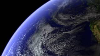 getlinkyoutube.com-[Dreamscene] Animated Wallpaper - Earth from Space (Perfect Loop)