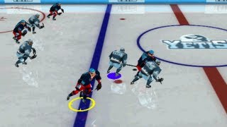 Ice Hockey Heroes - Miniclip Gameplay Magicolo 2012