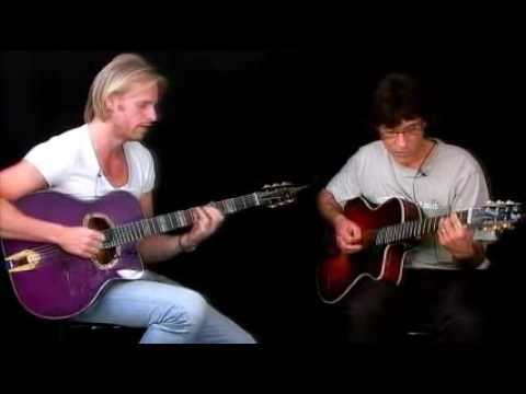 Jazz Guitar Lessons - Gypsy Duets - Andreas Oberg & Frank Vignola - Minor Swing
