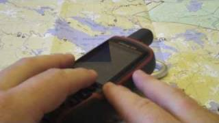 getlinkyoutube.com-How to Find Your Position on a Topo Map Using a GPS & UTM