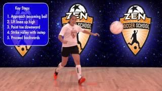 Running Full Volley