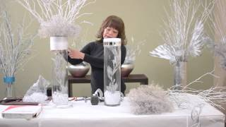 getlinkyoutube.com-DIY: Elegant Wedding Centerpiece - Part 2