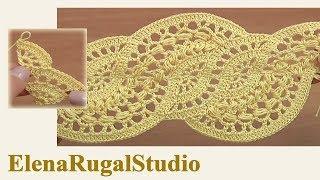 getlinkyoutube.com-How to Make Wide Crochet Lace Tutorial 28