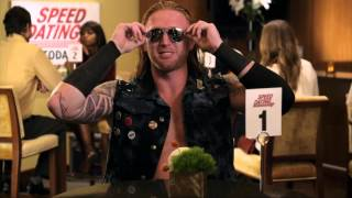 Royal Rumble 2014 commercial bloopers