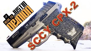 SCCY CPX-2 - 1st Hundred