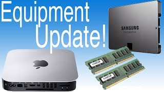 getlinkyoutube.com-Mac mini fully upgraded! (Processor+Ram+SSD!)