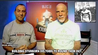 getlinkyoutube.com-Building Stubborn Deltoids with Doug Brignole