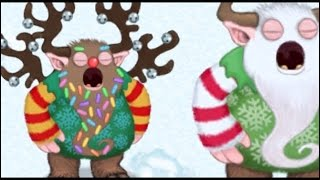 getlinkyoutube.com-Rare Christmas Yool, Better to Buy than Breed | My Singing Monsters