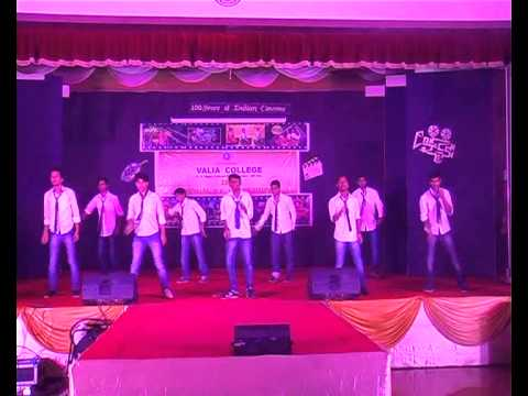 Chavat BOYz-Annual Day-Valia College(CS GROUP)