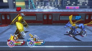 getlinkyoutube.com-DIGIMON All-Star Rumble - All Characters, Digivolutions & Ultimate Moves [1080p HD]