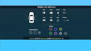 getlinkyoutube.com-MTA:SA - Painel do Veiculo V3.5