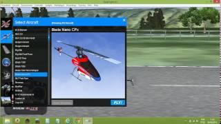 getlinkyoutube.com-Como iniciar no Helimodelismo / Aeromodelismo - Simulador