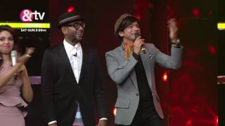 getlinkyoutube.com-Coaches Sing Boliyan With Gurdas Maan | The Liveshows | Moments | The Voice India S2 | Sat-Sun, 9 PM