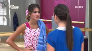 getlinkyoutube.com-Violetta 2 - Violetta und Libby reden über Andres (Folge 36) Deutsch