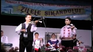 getlinkyoutube.com-Corina Szatmari & Zbiciu Marius & Nazarius - Zilele Simandului Arad 2011