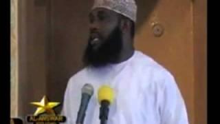 getlinkyoutube.com-Sheikh Bahero - Majibu kwa Mbwarali 1/7