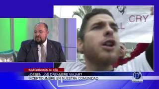 El abogado Pablo Hurtado habla del reciente decreto del presidente Donald Trump