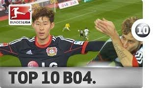 getlinkyoutube.com-Top 10 Goals - Bayer Leverkusen - 2013/14