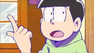 getlinkyoutube.com-【手描きおそ松さん】六つ子で「バーン」【おそ松さん】