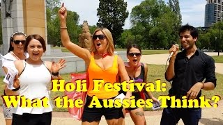 getlinkyoutube.com-Holi Festival: What the Aussies Think?