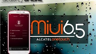 Miui v6.5 Review - Alcatel Pop C7 Rom Kitkat 4.4
