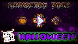 getlinkyoutube.com-Halloween Texture Pack | Geometry Dash 2.01 | Android & Steam