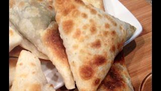 getlinkyoutube.com-Somali Food With A Modern Twist   Baked Samosa Recipe   Cooking With Hafza