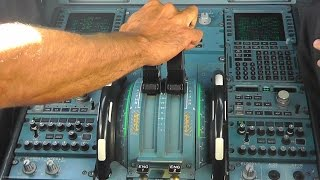 getlinkyoutube.com-A320 Cockpit Action | Cyprus Airways LGAV-LCLK | Athens to Larnaca-CYP313 | Cockpit Takeoff/Landing