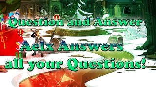 getlinkyoutube.com-Question and Answer: Aelx answers all your Questions!
