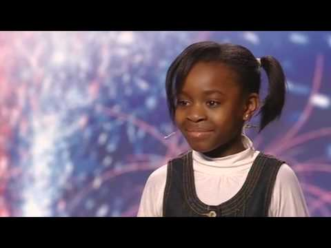 Natalie Okri - Britain's Got Talent - Show 6